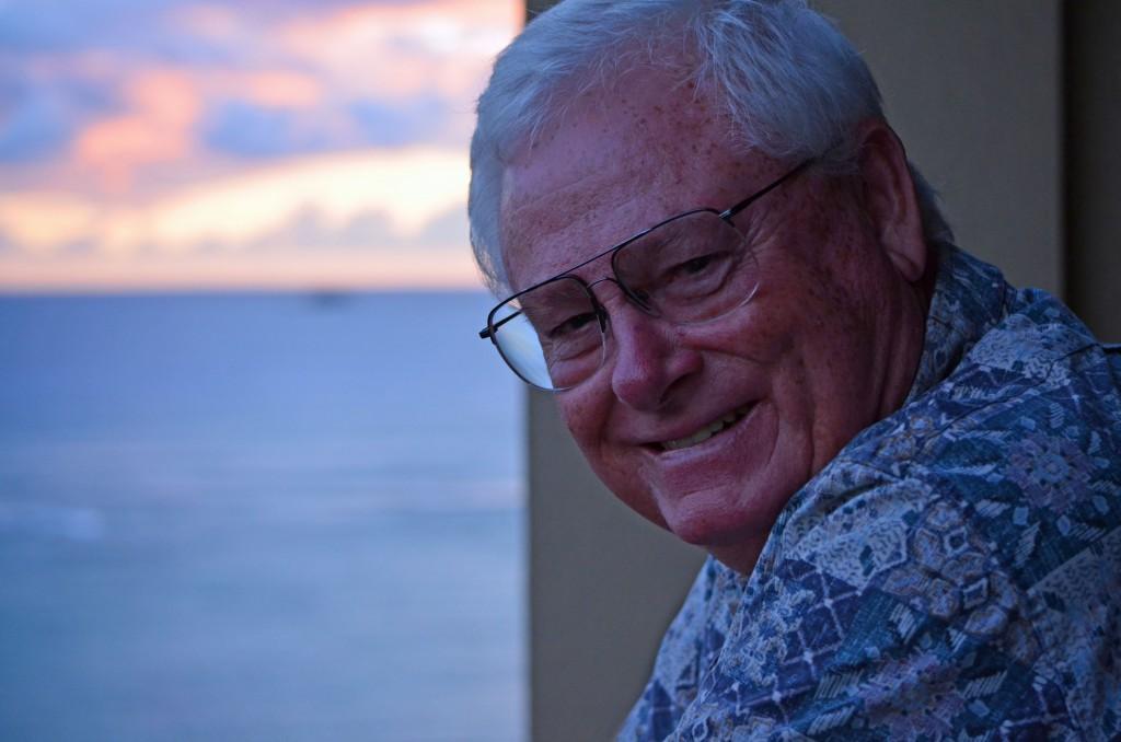 Richard in Hawaii