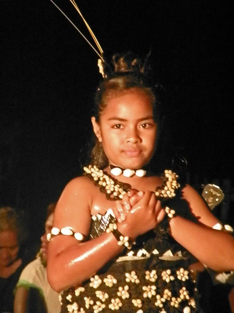 Tongan Dancer