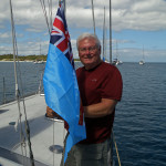 Richard & Fijian Flag